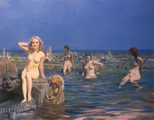 Water Treatments - Paintings