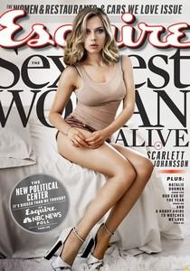 Esquire Magazine (November 2013) USA