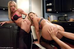 Lacy chabert boob slip