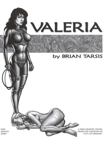 Tarsis - Valeria (english) Cover