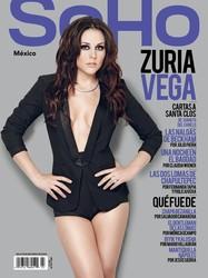 Nackt  Zuria Vega The love