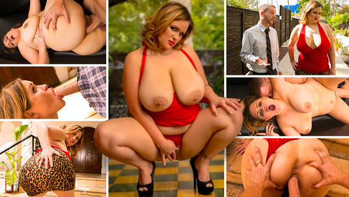 Jazlyn Summers – Busty BBW Engaged To Anal HD