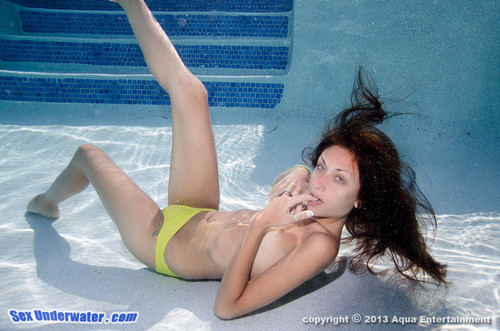 SexUnderwater.com - Delialah - Lunch Break