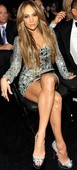 Jennifer Lopez (1 HQ) Upskirt